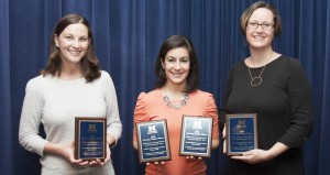 UMHS Adolescent Health Initiative Team:  Lauren Ranalli, Vani Patterson and Jennifer Lane