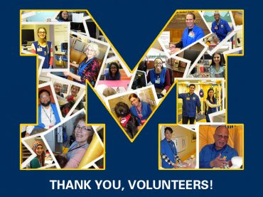 Driven and devoted: Celebrating volunteers at Michigan Medicine