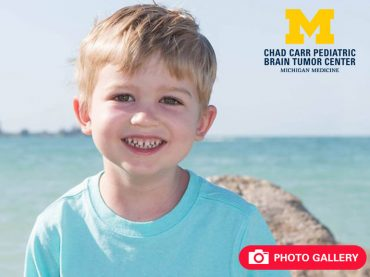 $30M in gifts to establish Chad Carr Pediatric Brain Tumor Center