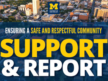 U-M strengthens efforts to address sexual misconduct