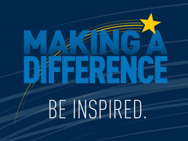 Making a Difference: October 2018 highlights