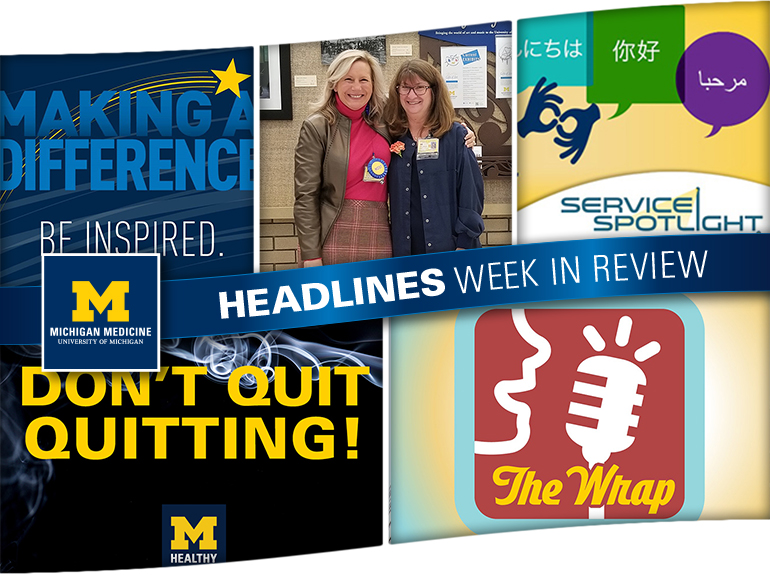 2018 – Page 23 – Michigan Medicine Headlines