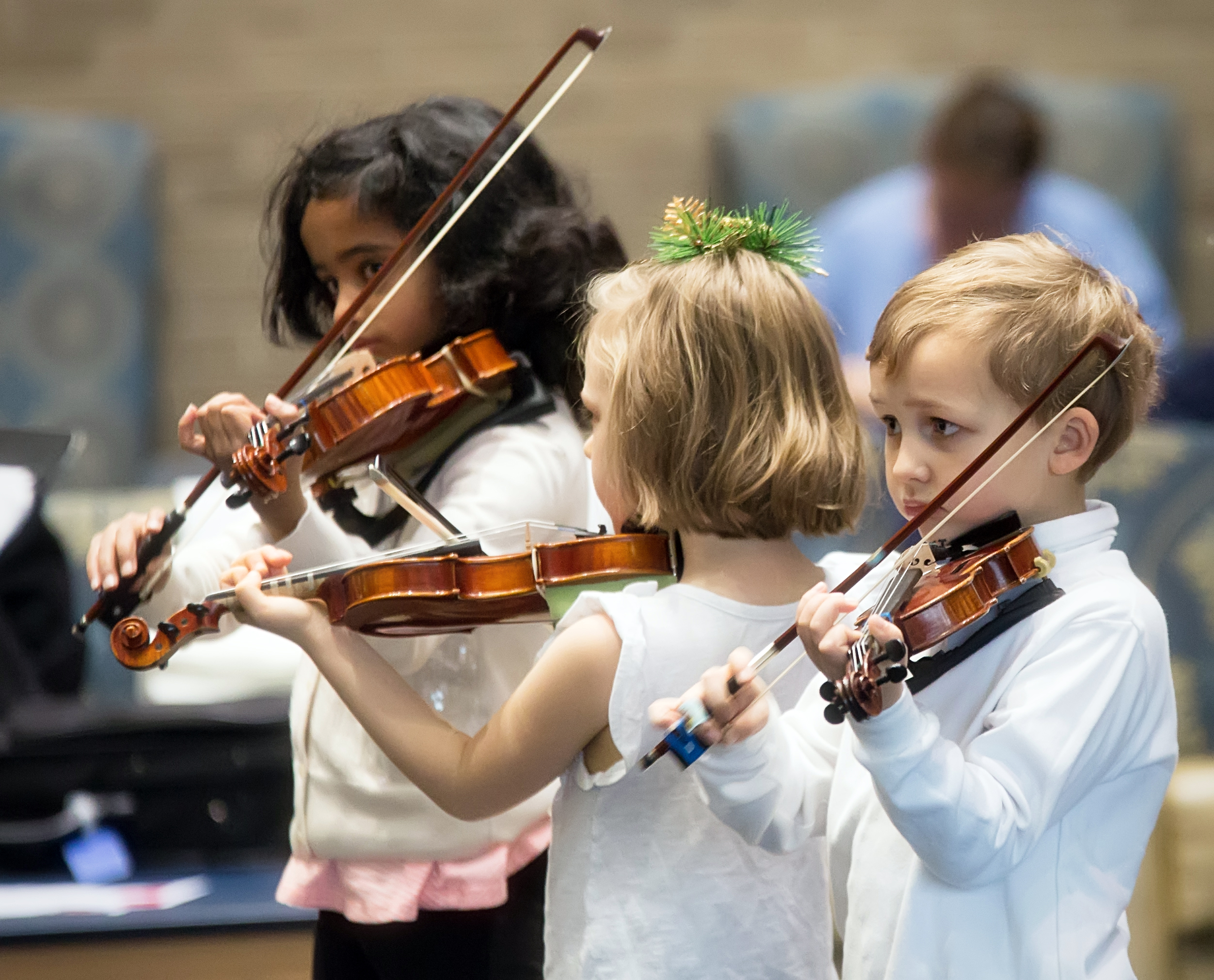 Violins of the Season' performance coming to Michigan Medicine