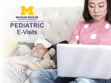 A more convenient option: E-visits launched for primary care pediatric patients
