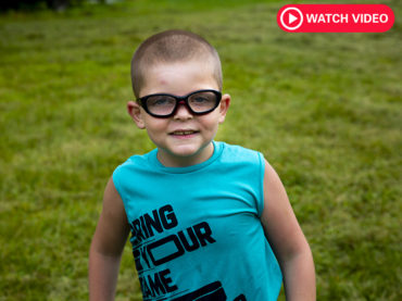7-year-old receives new FDA-approved retina gene therapy