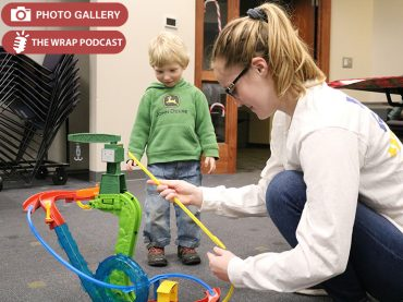 Tinkering with toys: Employees, volunteers make the holidays accessible to all