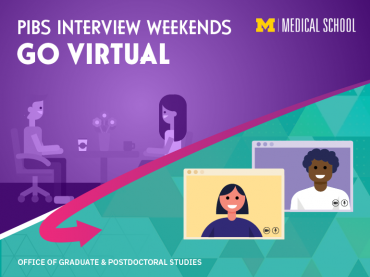 Creating a lasting (virtual) impression: U-M welcomes doctoral applicants during pandemic