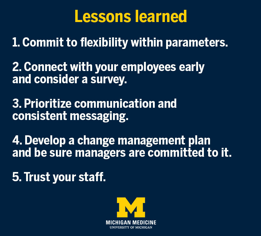 Lessons learned. Click on image for a plain-text version.
