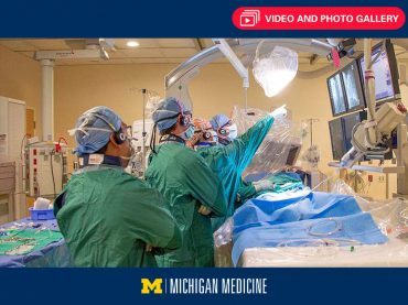 Breakthrough valve replacement offers non-surgical treatment for congenital heart disease