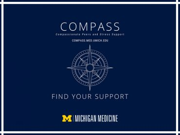 COMPASS helps you find peer support
